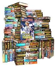 Продам книги и фильмы из личной коллекции.