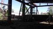 Аренда открытого склада пл.384м2.