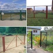 Ворота и калитки Бобруйск