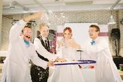 Невероятное развлекательное шоу на свадьбу